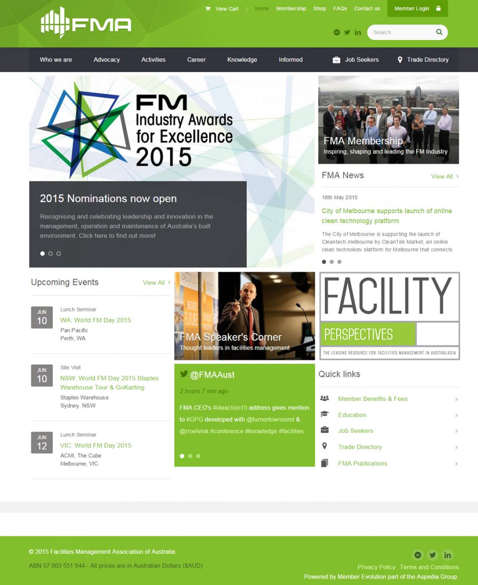FMA Screenshot