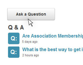 Q & A's for Associations