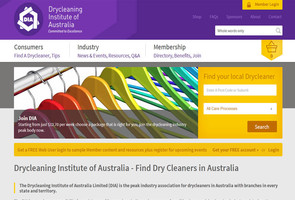 Drycleaning Institute of Australia
