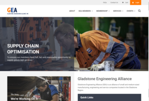 Gladstone Engineering Alliance (GEA)