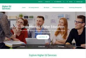 Higher Ed Services (HES)
