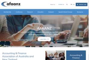 Accounting & Finance Association of Australia and New Zealand (AFAANZ)