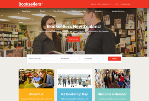 Booksellers NZ