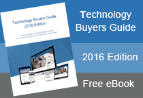 Technology Buyers Guide 2016